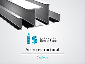 Catálogo acero estructural